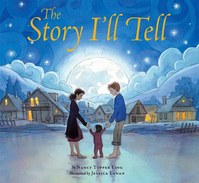Cover of 'The Story I'll Tell